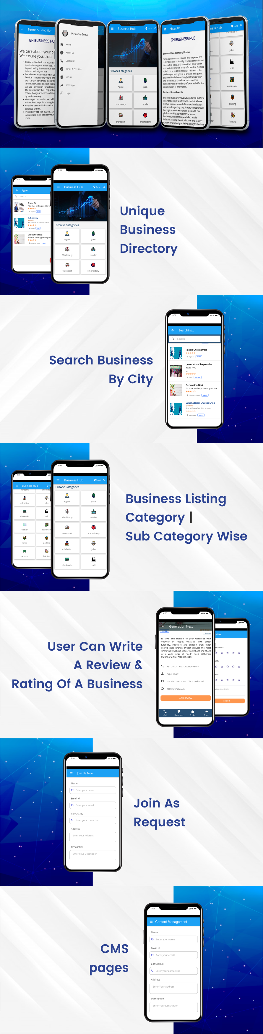 GN Business Hub - Ionic Mobile App - 1 GN Business Hub – Ionic Mobile App Nulled Free Download gn biz banner desc